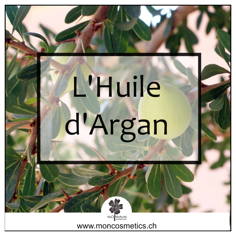 how to use huile d argan cosmetique