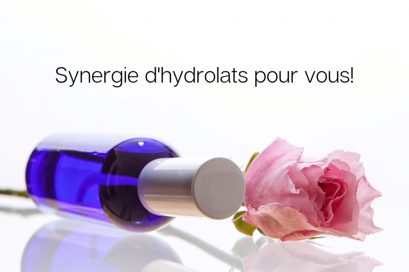 Synergie d'hydrolats